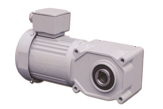 Hypoid - Helical Gearmotors